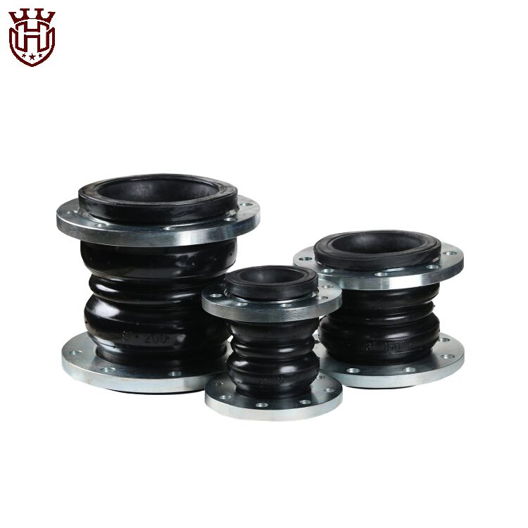 flexible expansion rubber joint