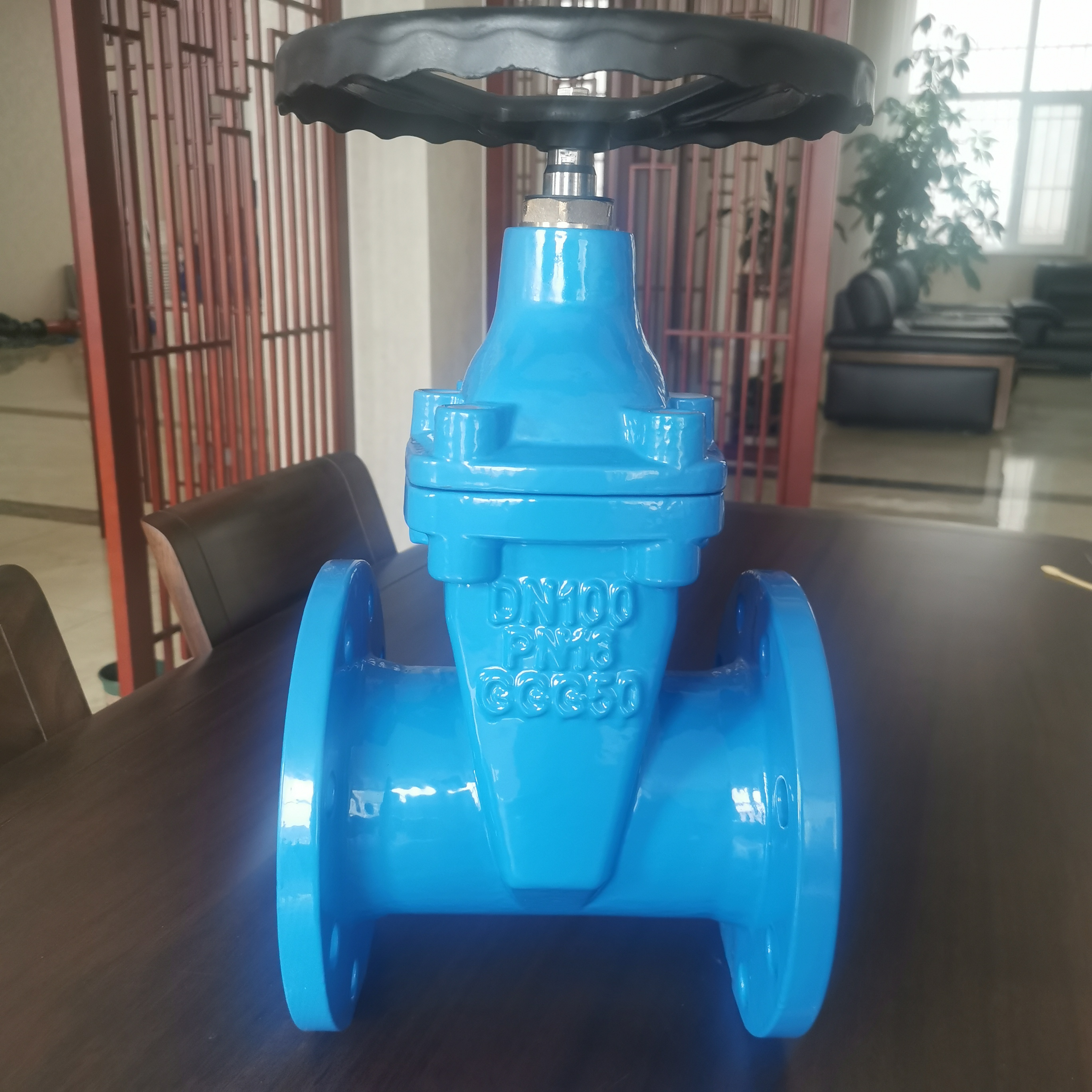 Huahui Gate Valve|Resilient Seated Gate Valve BS5163
