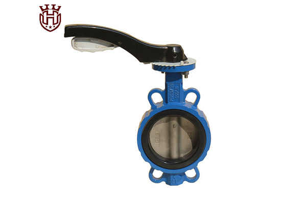 Application Places and Characteristics of Butterfly Valves