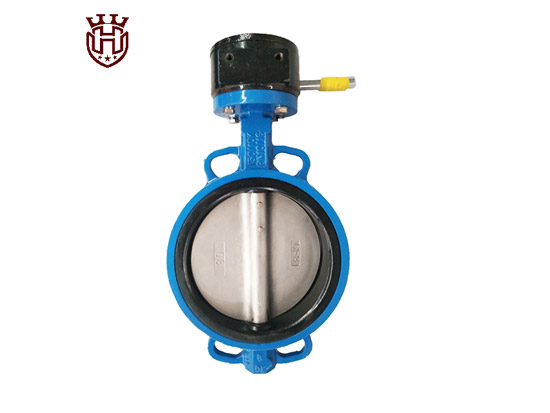 Does the Butterfly Valve Use a Soft Seal or a Hard Seal?